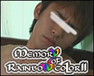 ゲイ 肉棒 動画|Memory of Rainbow Color!!|パイパンペニス