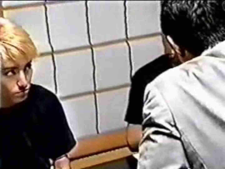 ゲイ 肉棒 動画|カッコイイ大人に憧れる青年|ディルド