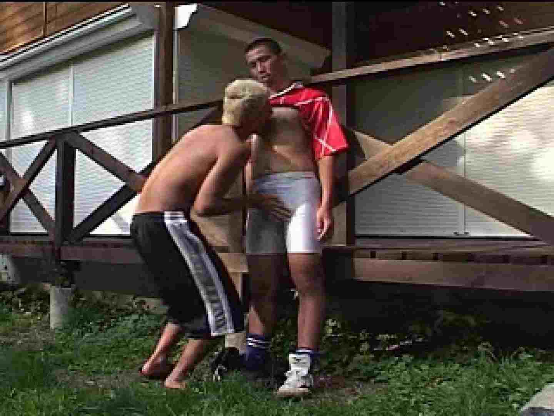 ゲイ 肉棒 動画|ノンケアスリートは男の玩VOL.4|男