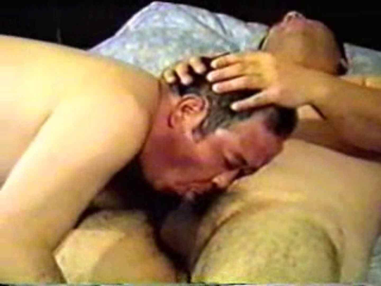 ゲイ 肉棒 動画|おっさん達のディープファック!|アナル舐め