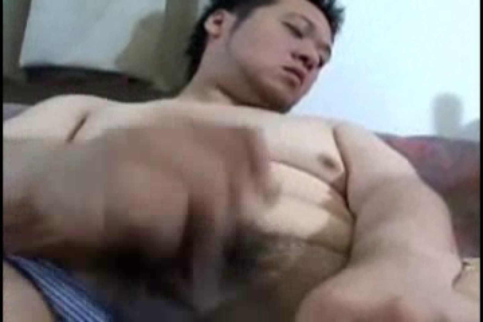 ゲイ 肉棒 動画|小太りボーイの孫の手オナニー|入浴・シャワー