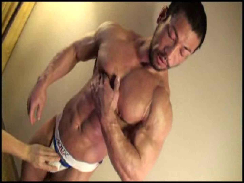 ゲイ 肉棒 動画|SUPER MUSCLE GAIN!!〜鋼鉄の筋肉〜vol.02 |うす消し