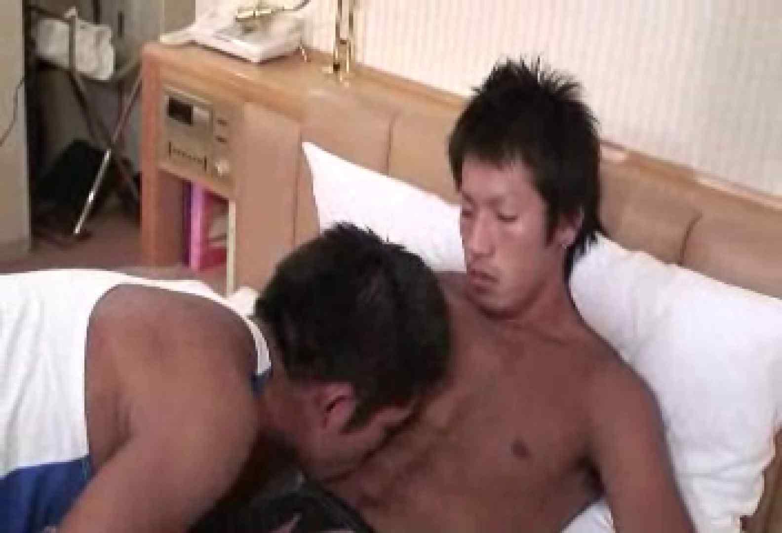 ゲイ 肉棒 動画|体育会系!!ノンケ肉体美メンズの挑戦!VOL.02|ディープキス