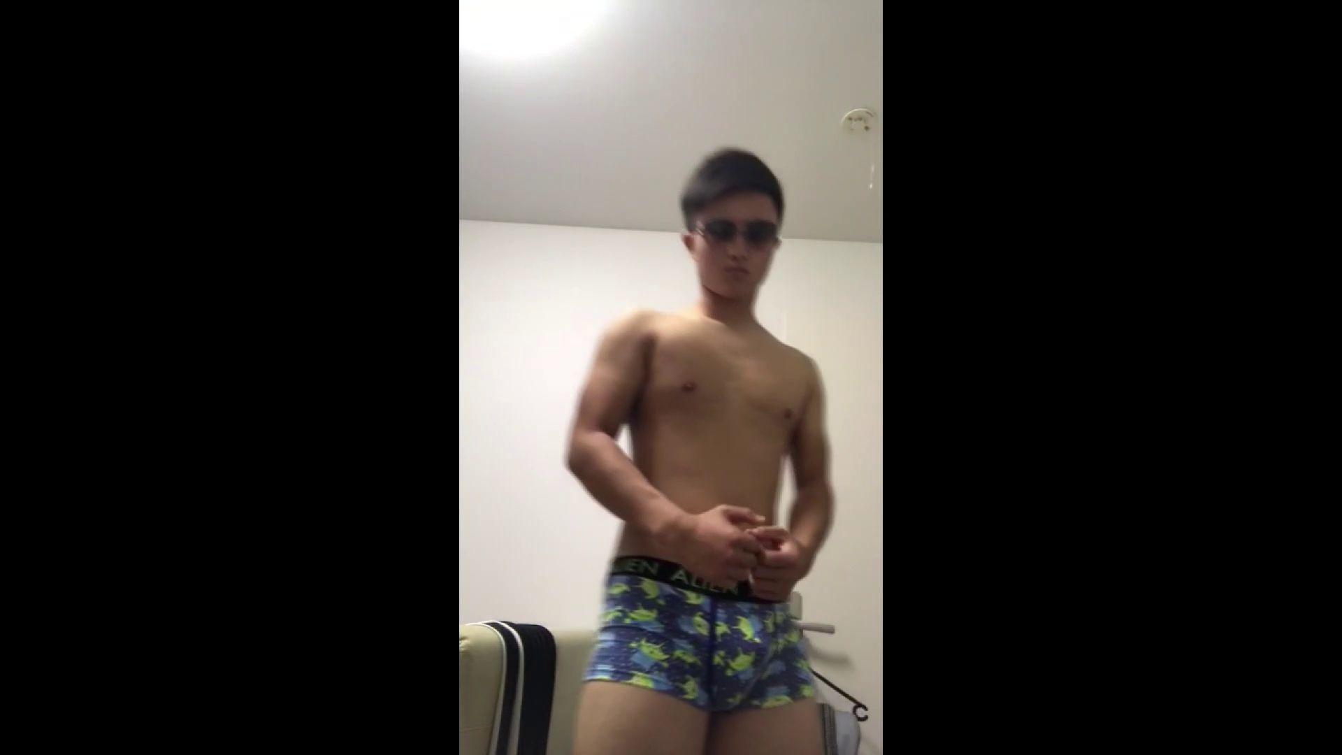 ゲイ 肉棒 動画|お願いっ!僕のオナニー見て下さい♪Vol.25|モ無し