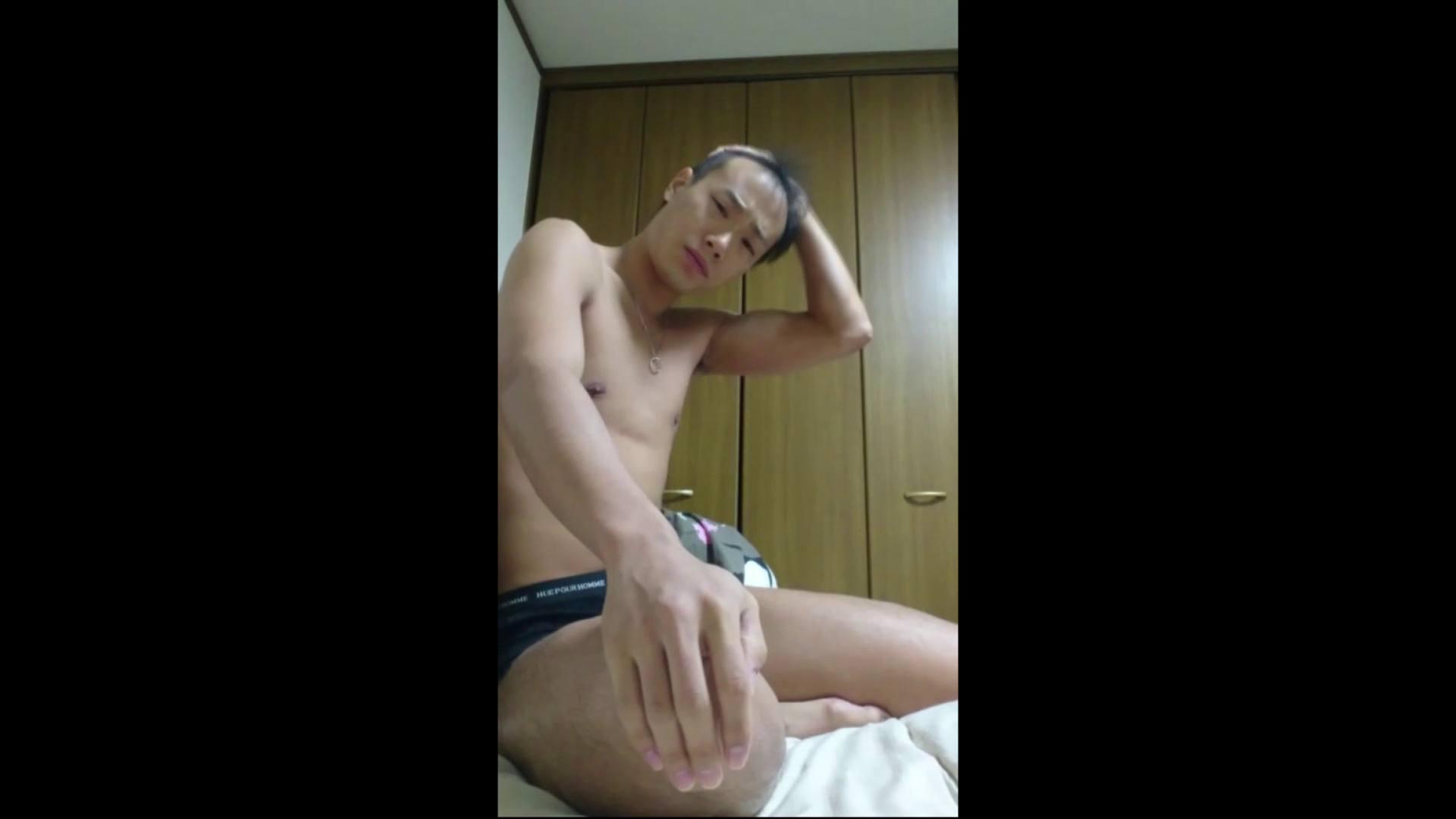 ゲイ 肉棒 動画|お願いっ!僕のオナニー見て下さい♪Vol.28|手コキ