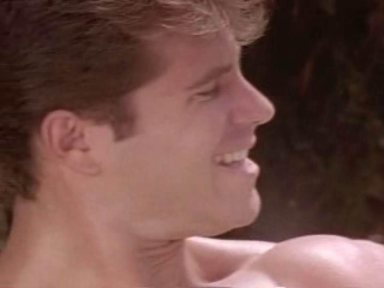 ゲイ 肉棒 動画|筋肉マン達の登場です!|水着
