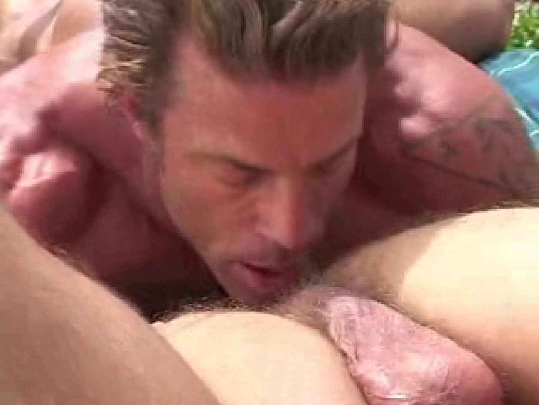 デカさmax!驚きの巨漢とガチオトコ達のセックス! セックス ゲイ無修正ビデオ画像 43連発 42