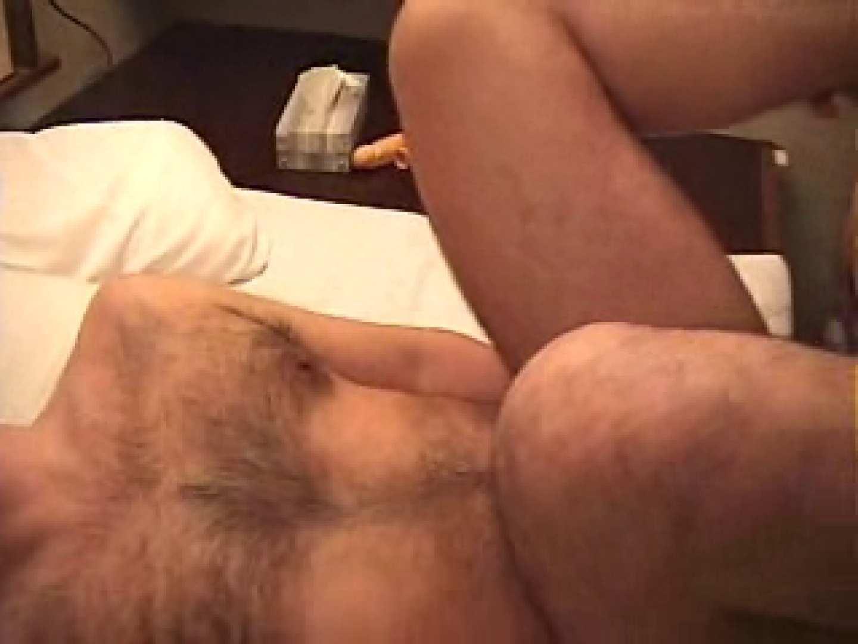 覆面熊VS覆面熊!! ふんどしの男たち ゲイSEX画像 78連発 71