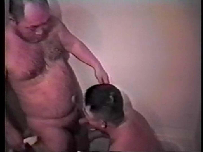 熊おやじ伝説VOL.3 入浴・シャワー ゲイヌード画像 110連発 99
