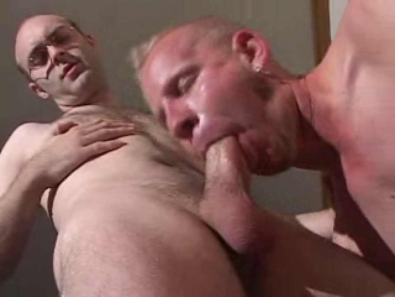 ブルースウィルスに激似な洋人さんがバックファックされてます! マッチョな男たち  41連発 8