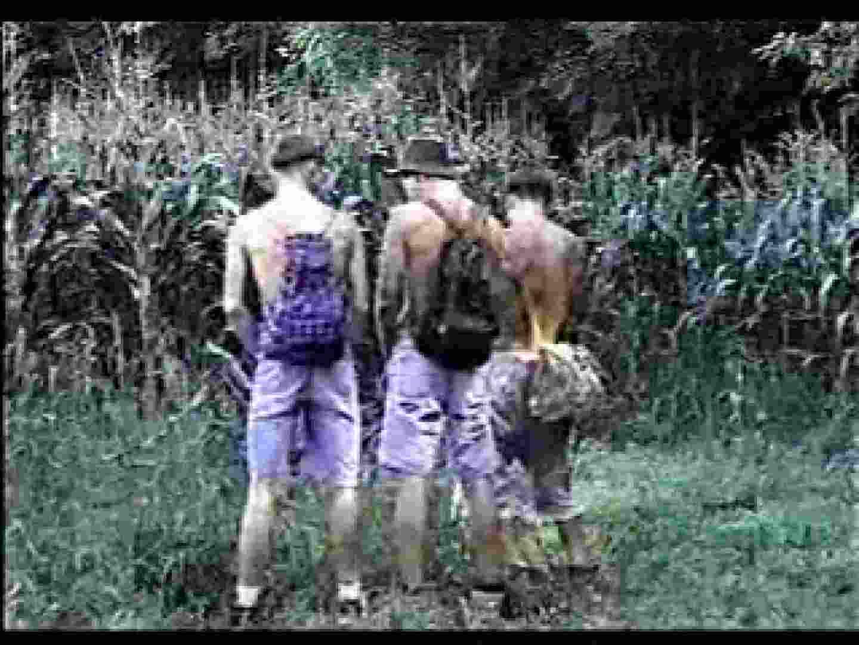 野外でハマってます! フェラ男子 ゲイSEX画像 28連発 27