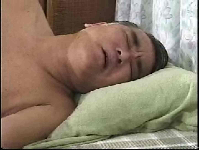 熊おやじ伝説VOL.11 ノンケのオナニー ゲイアダルトビデオ画像 89連発 68