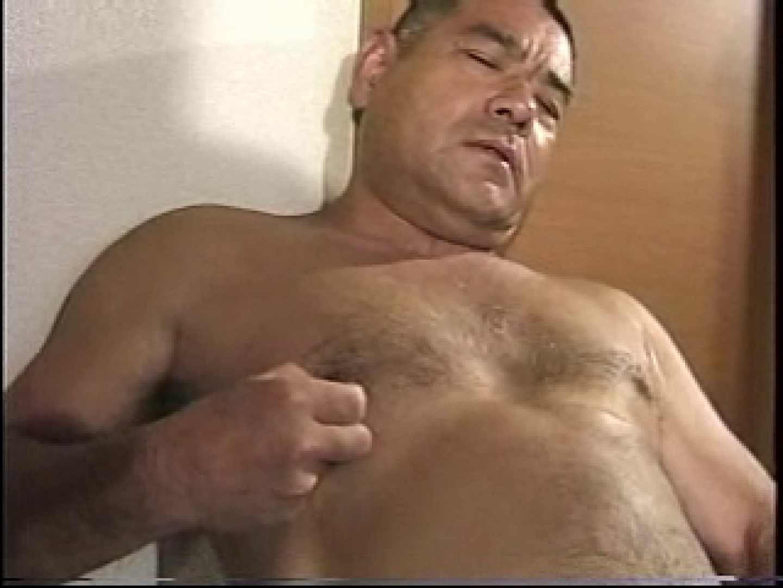 熊おやじ伝説VOL.15 おやじ熊系な男たち ゲイ無修正ビデオ画像 100連発 8