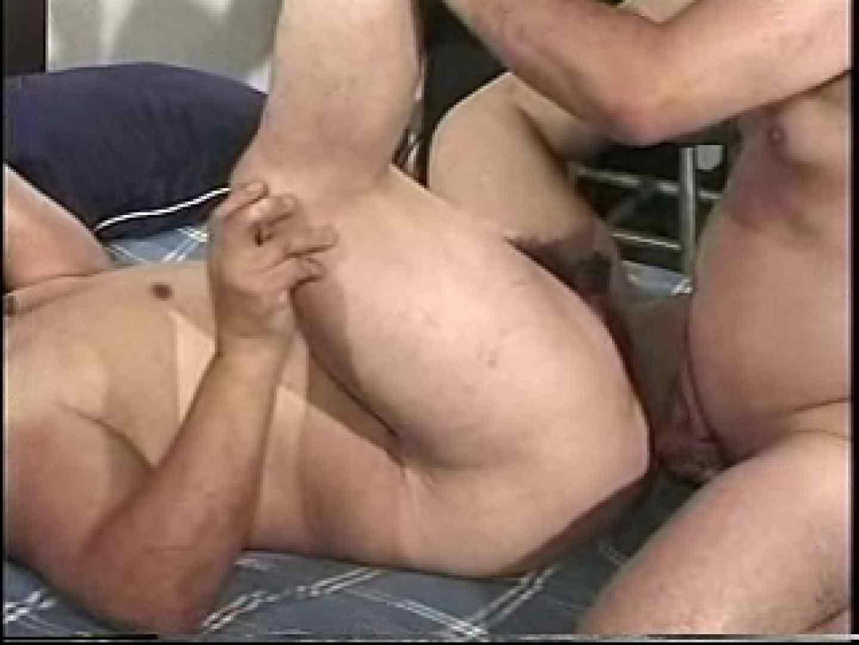 熊おやじ伝説VOL.15 おやじ熊系な男たち ゲイ無修正ビデオ画像 100連発 52