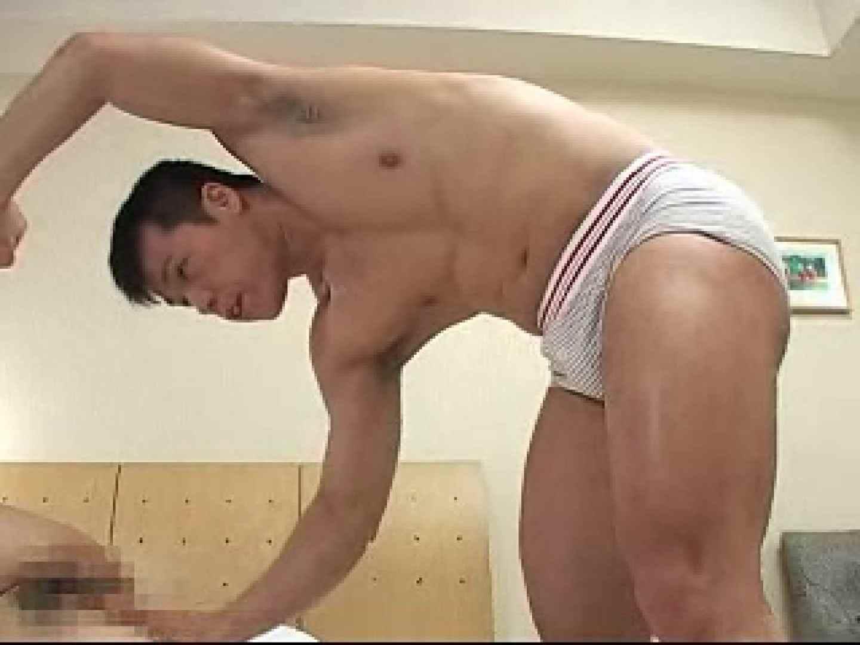 ノンケ男のガチンコファック 入浴・シャワー Guyエロ画像 66連発 53
