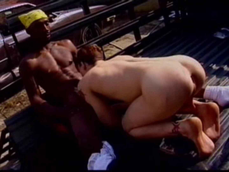 ヤるなら外が一番だろ!ケツ出してみろ! 肉肉しい男たち ゲイエロ画像 23連発 23