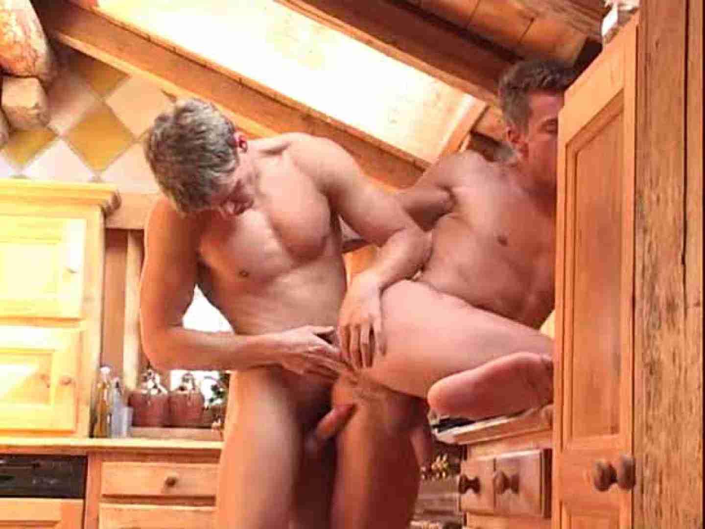 真冬の山上のログハウスで仲良くセックス! セックス ゲイセックス画像 105連発 7