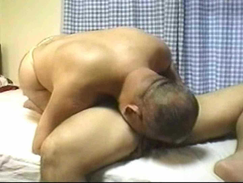 新・熊おやじ様達の性生活VOL.4 菊指 ゲイセックス画像 85連発 38
