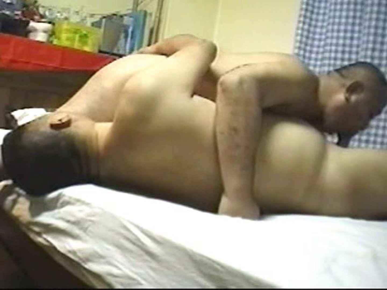 新・熊おやじ様達の性生活VOL.4 念願の完全無修正 ゲイ射精画像 85連発 62