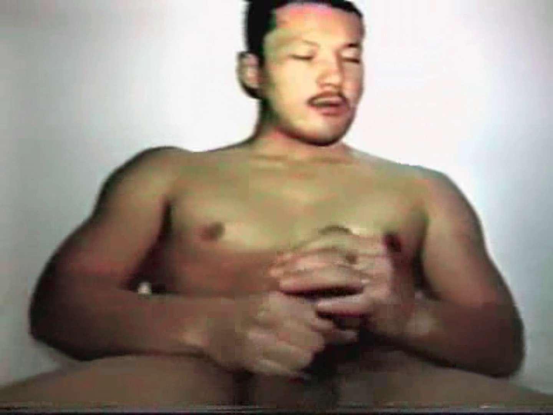 コワモテ風中年男がオナニーを公開!! ノンケのオナニー ゲイエロビデオ画像 102連発 75