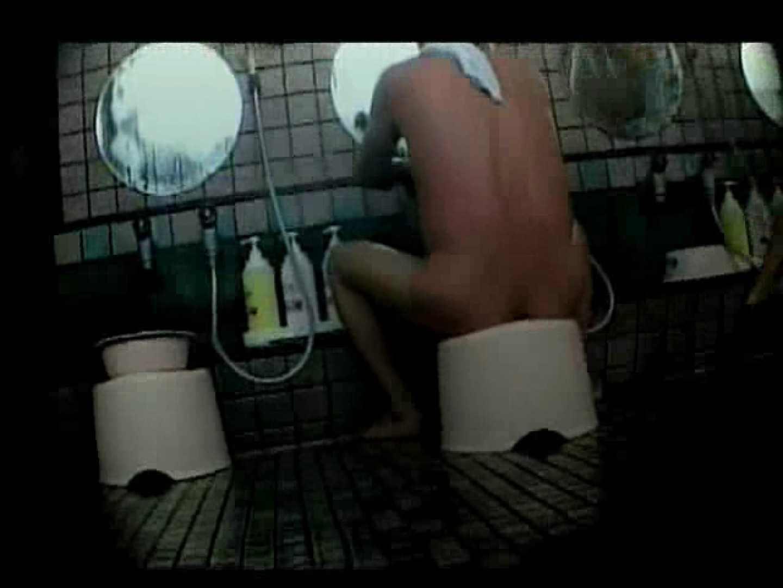 中年ノンケ男達のお風呂場は覗く! 覗きお宝 ゲイエロ画像 28連発 4