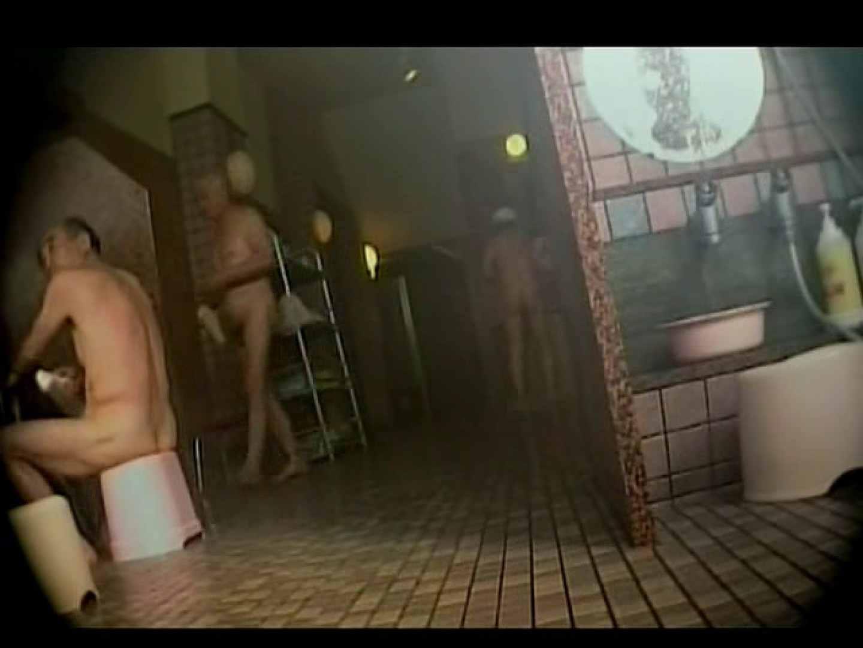 中年ノンケ男達のお風呂場は覗く! 覗きお宝 ゲイエロ画像 28連発 16