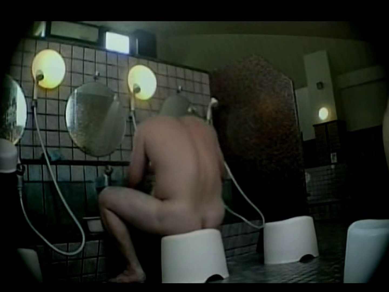 中年ノンケ男達のお風呂場は覗く! 念願の完全無修正 ゲイ精子画像 28連発 26