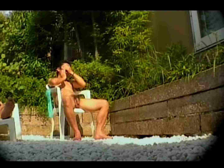 お風呂場を覗かせてくださいな。 男に首ったけ ゲイ無修正動画画像 97連発 27