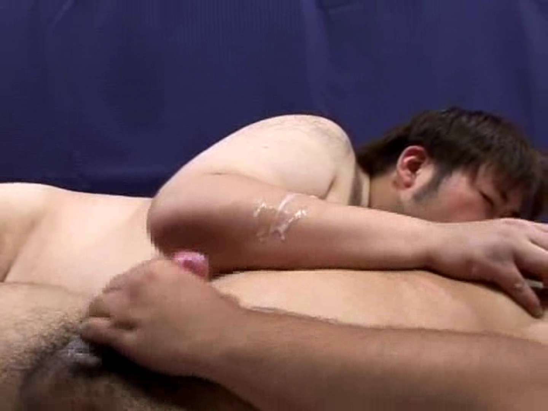 太ってますが何か?見よこのどや顔! ノンケのオナニー ゲイエロ画像 43連発 23