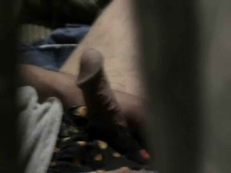 1人暮らしの男の子の部屋を覗き、オナニー隠し撮り!その3 念願の完全無修正 ゲイエロビデオ画像 51連発 34