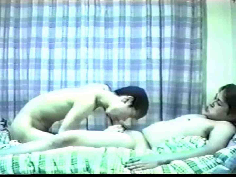 あまりイケてないヤングボーイ2人のセックス! 念願の完全無修正 ゲイ無修正動画画像 98連発 32