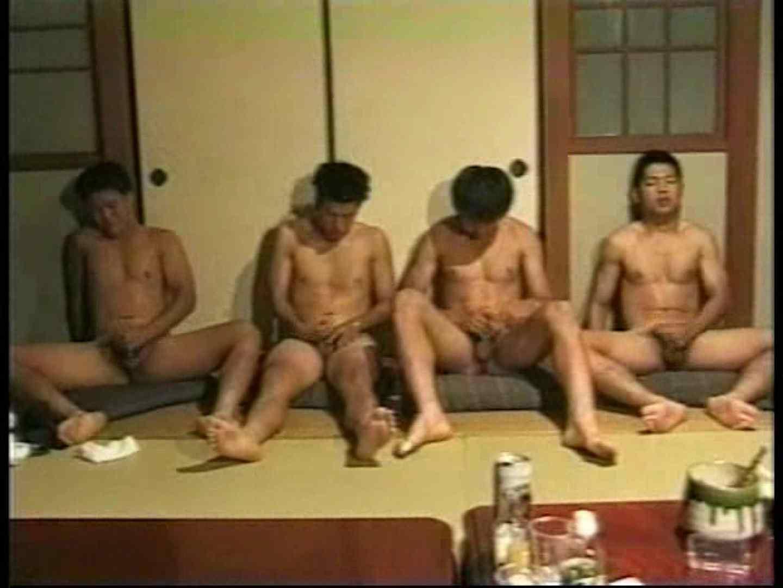 現役ラグビー部の男の子達に色々とお願いしてみた。(宴会編) スジ筋系マッチョマン ゲイ無修正ビデオ画像 54連発 54