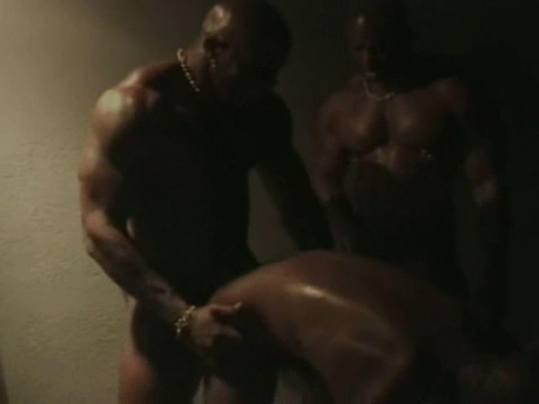 ブラックマッスルシリーズVOL.3 洋物な男たち ゲイSEX画像 110連発 14