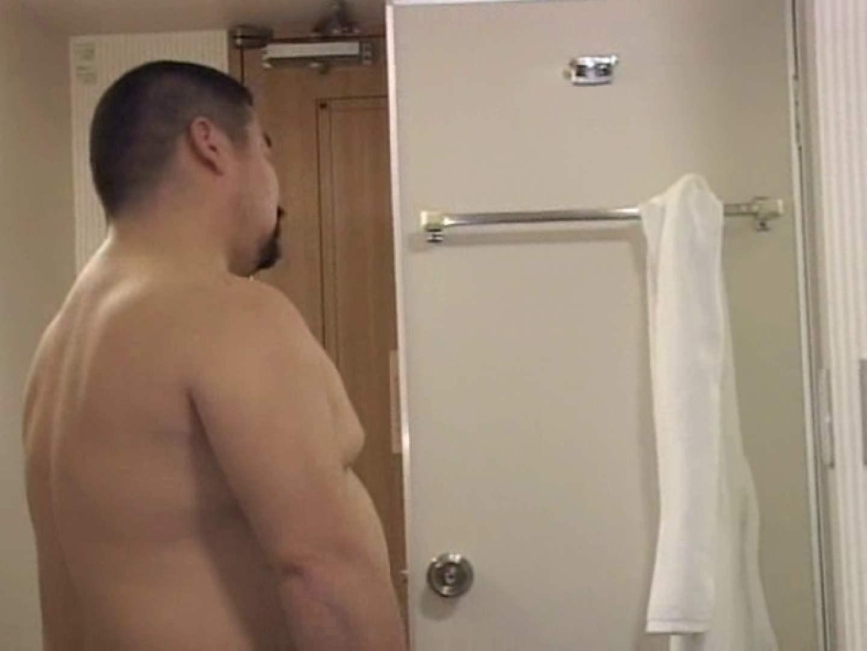 40代vs60代クマ親父様の交尾 ゲイのアナル Guyエロ画像 32連発 21
