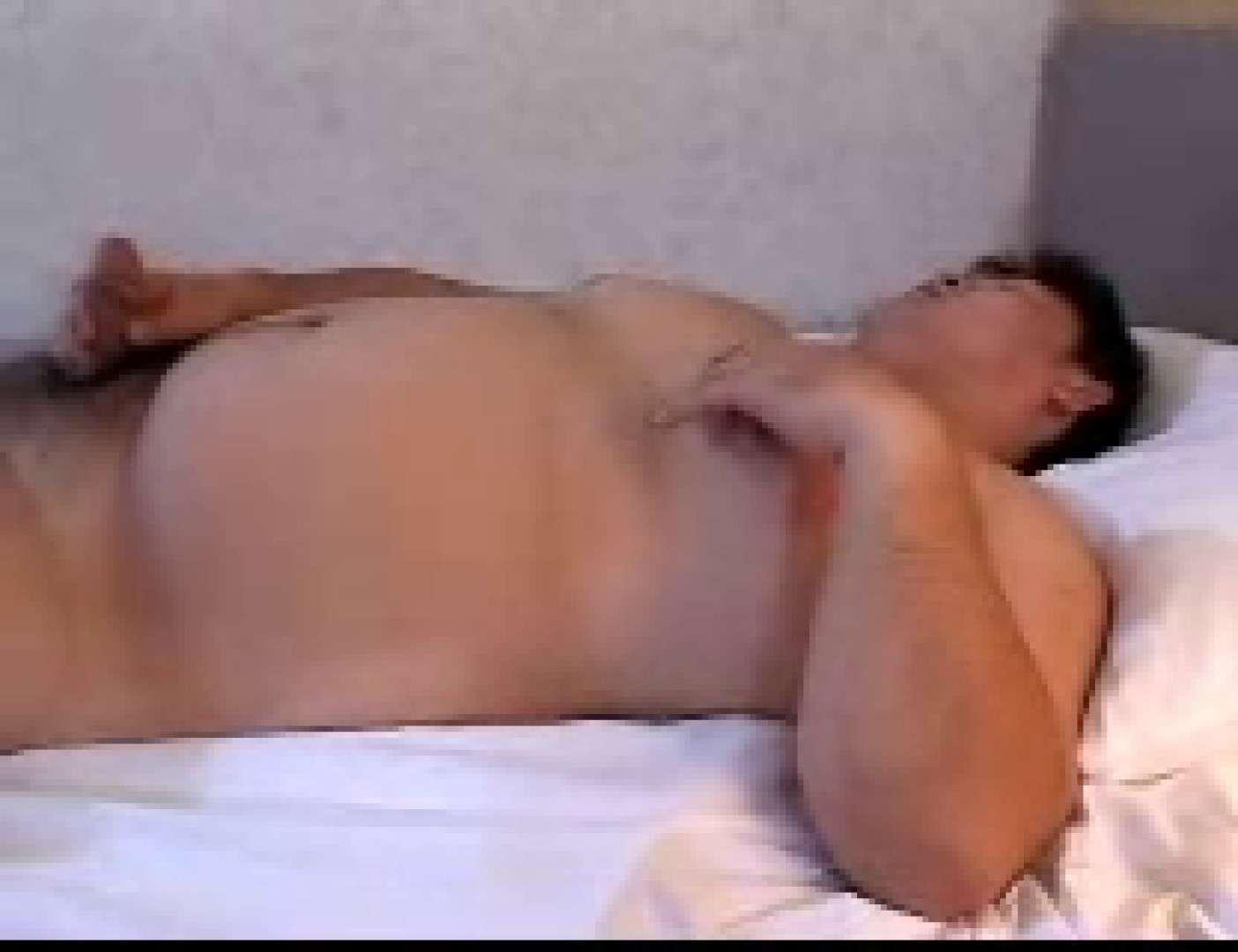 おデブ男の妄想オナニー ノンケのオナニー ゲイえろ動画紹介 18連発 3