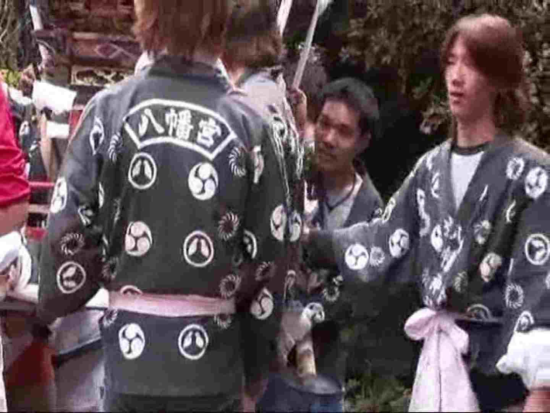 日本の祭り 第四弾! 真鍋島の走り神輿編 VOL.1 エッチ | ふんどしの男たち  83連発 28