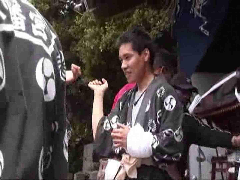 日本の祭り 第四弾! 真鍋島の走り神輿編 VOL.1 人気シリーズ ゲイモロ見え画像 83連発 32