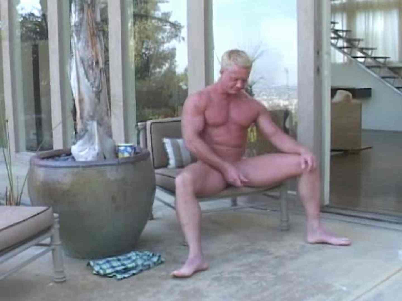 白人さんメガマッスルオナニーVOL2 洋物な男たち ゲイセックス画像 18連発 5