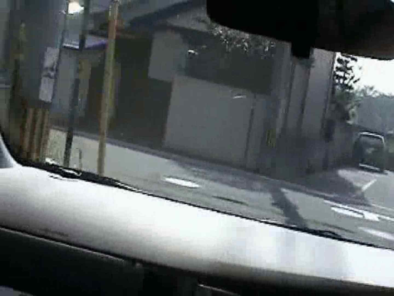 車の中で我慢しきれず発情するゲイカップル 露出 ちんこ画像 67連発 7