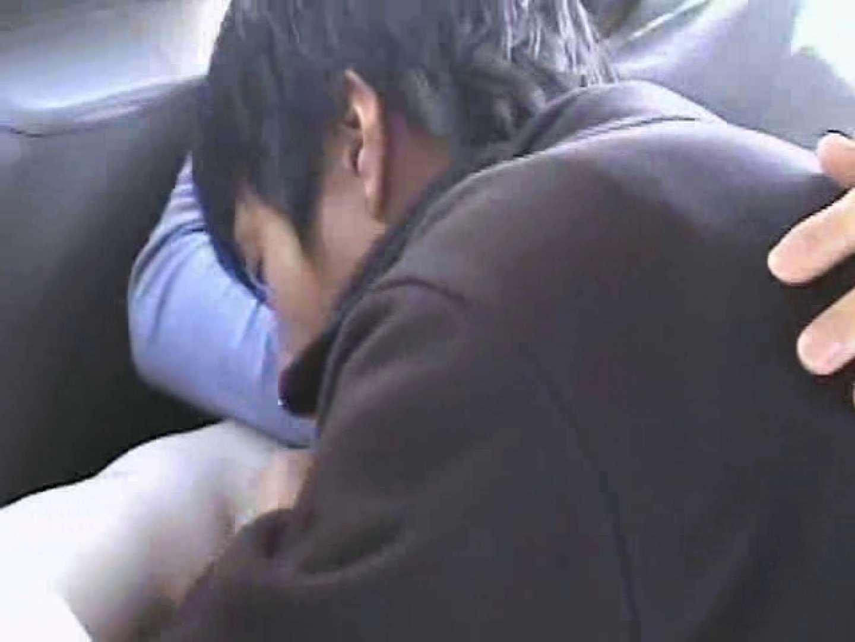 車の中で我慢しきれず発情するゲイカップル チンポパラダイス 尻マンコ画像 67連発 45