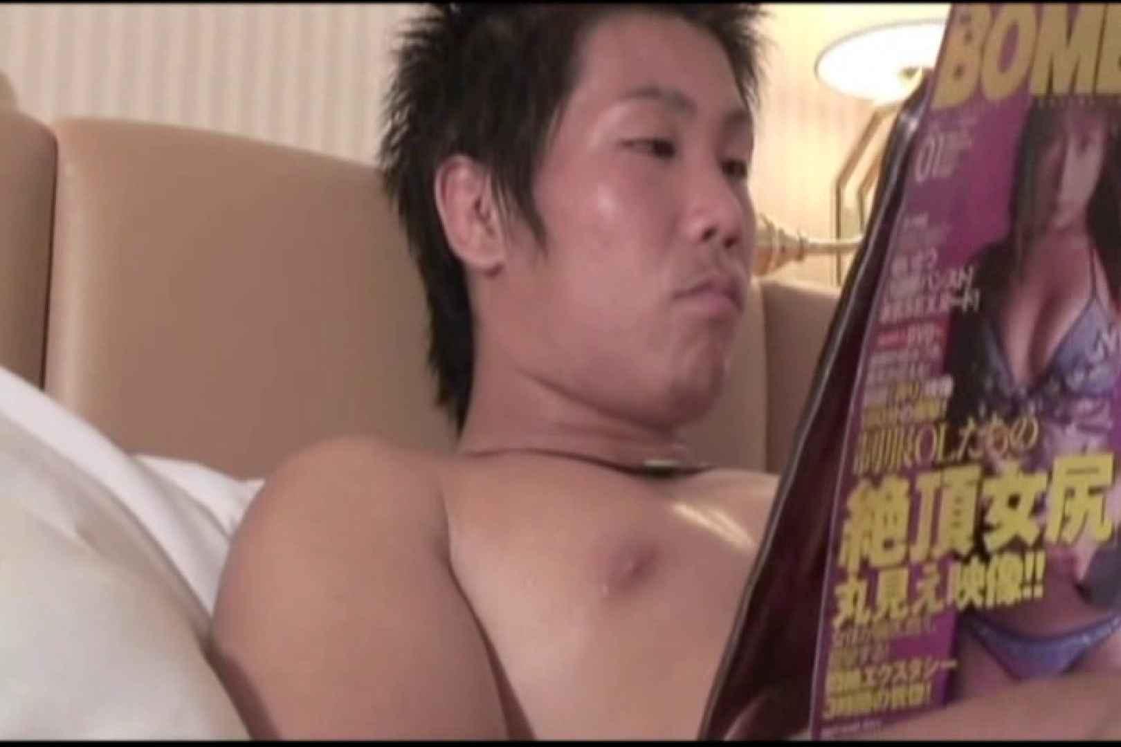 アナPさん投稿!格闘系短髪お兄さんの自慰行為。 ノンケのオナニー ゲイセックス画像 82連発 58