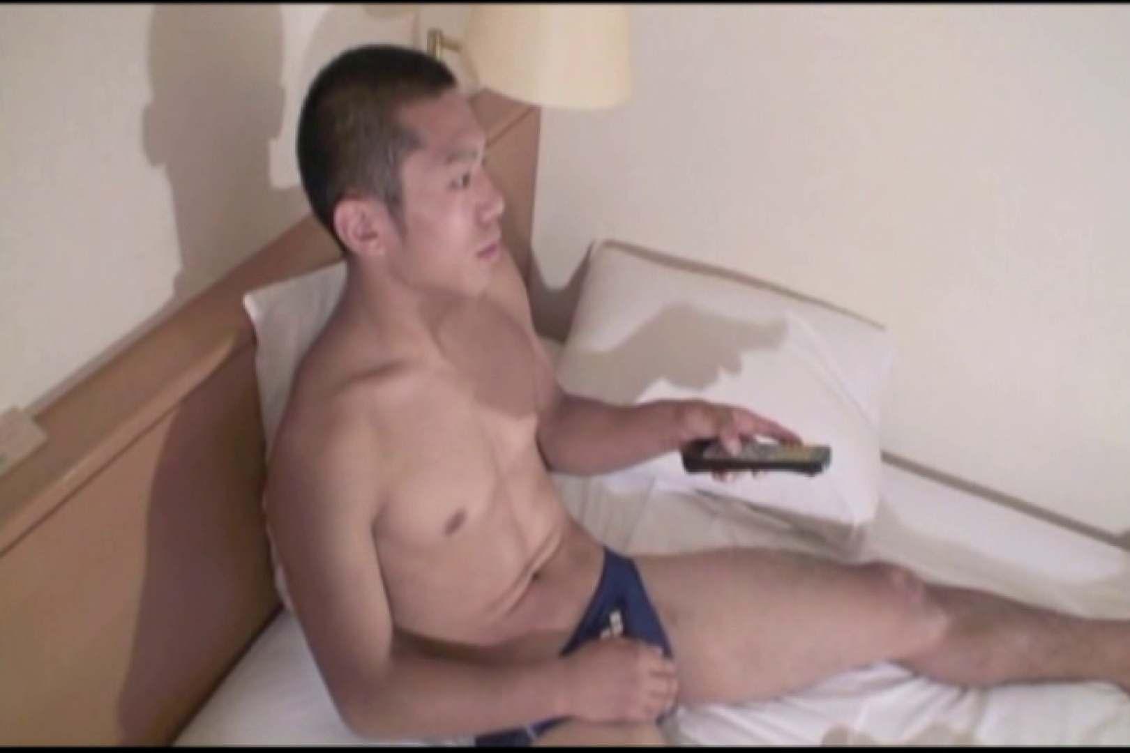 アナPさん投稿!目がパッチリなイケメンサル系男子の昇天劇。 水着 ゲイ丸見え画像 66連発 9