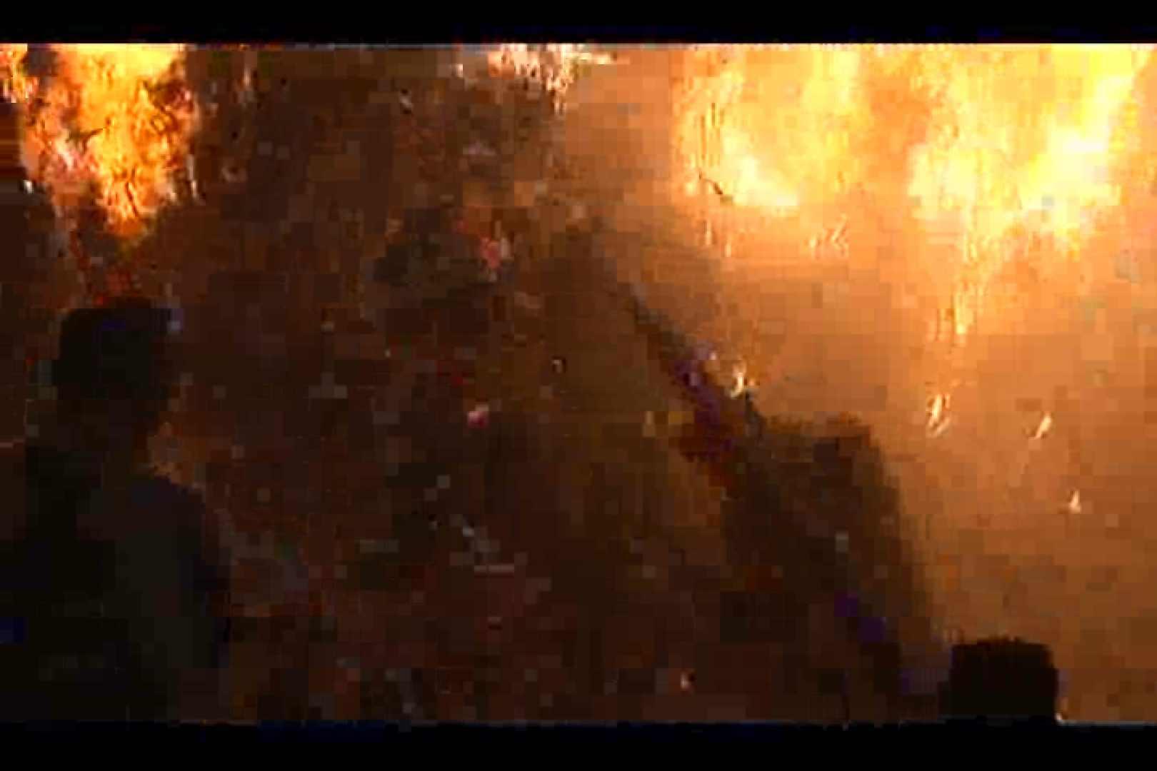 鳥羽の火祭り 3000K!高画質バージョンVOL.03 ふんどしの男たち ゲイSEX画像 82連発 43