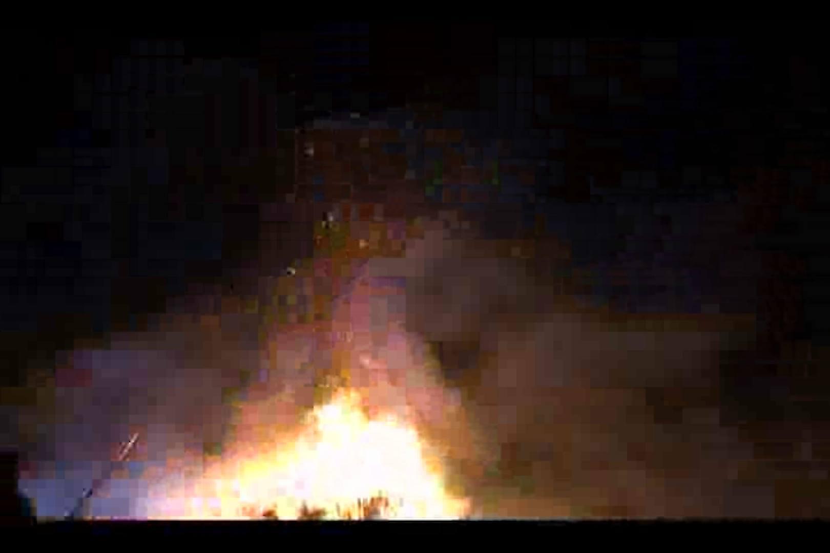 鳥羽の火祭り 3000K!高画質バージョンVOL.03 ふんどしの男たち ゲイSEX画像 82連発 58