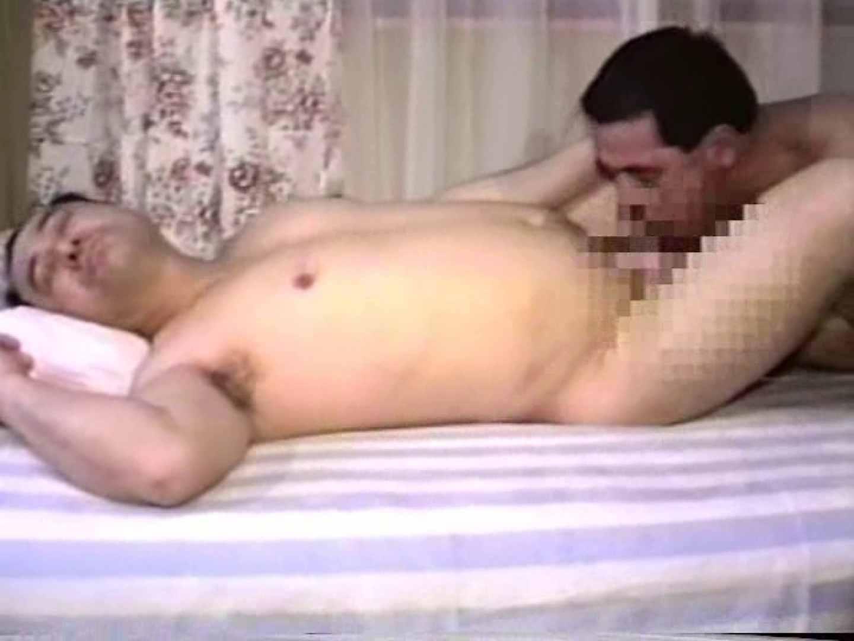 ゲイ 肉棒 動画|おじさん'sオナニーからの~♪絡みです。後編|ミサイルゲイボーイ