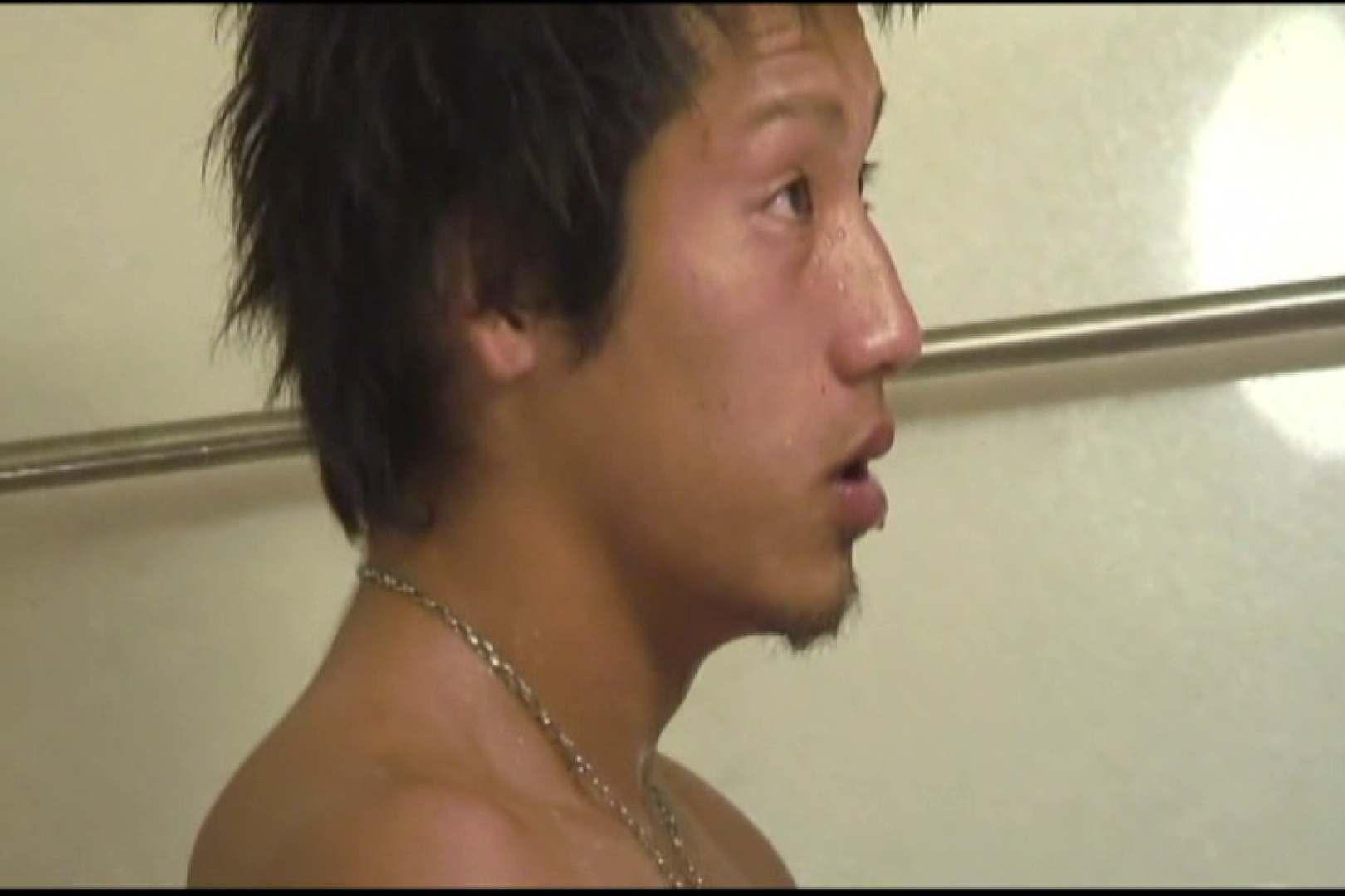 素晴らしくイケメンの自慰行為。 肉肉しい男たち   入浴・シャワー  29連発 10