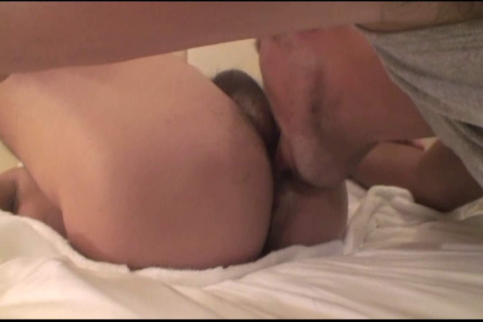 短髪ラガーマン風男子、乳首を舐められ悶絶顔 念願の完全無修正 ゲイセックス画像 84連発 41