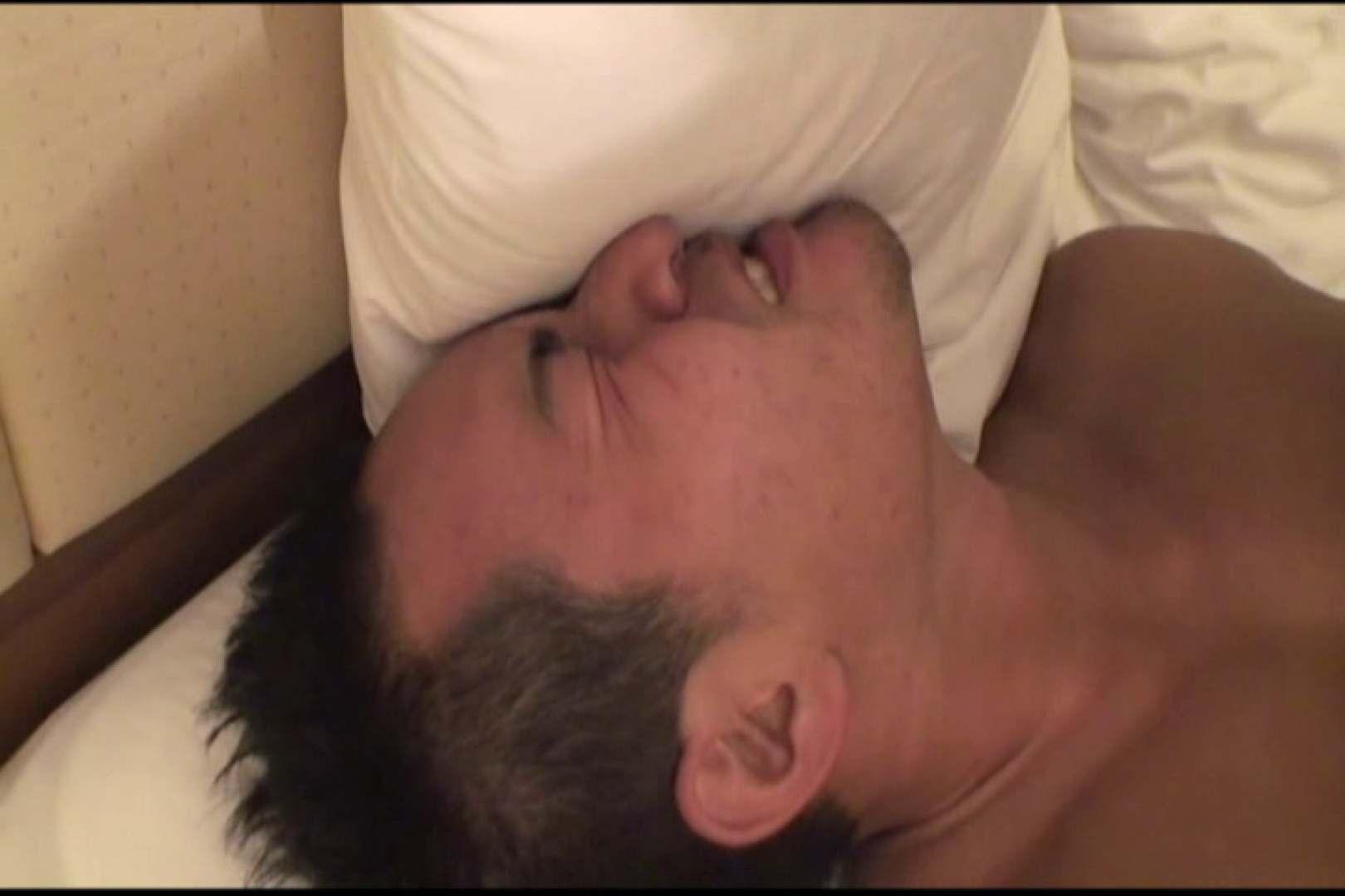 短髪ラガーマン風男子、乳首を舐められ悶絶顔 サル系な男たち ゲイエロビデオ画像 84連発 61