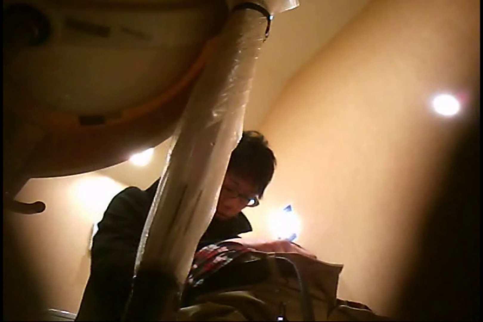 Gボーイ初投稿!掴み取りさんの洗面所覗き!in新幹線!VOL.06 男に首ったけ | ノンケ  52連発 37