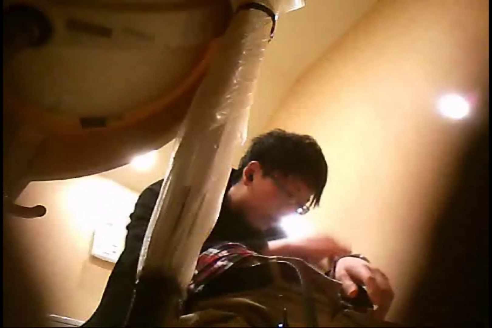 Gボーイ初投稿!掴み取りさんの洗面所覗き!in新幹線!VOL.06 私服 ゲイSEX画像 52連発 39